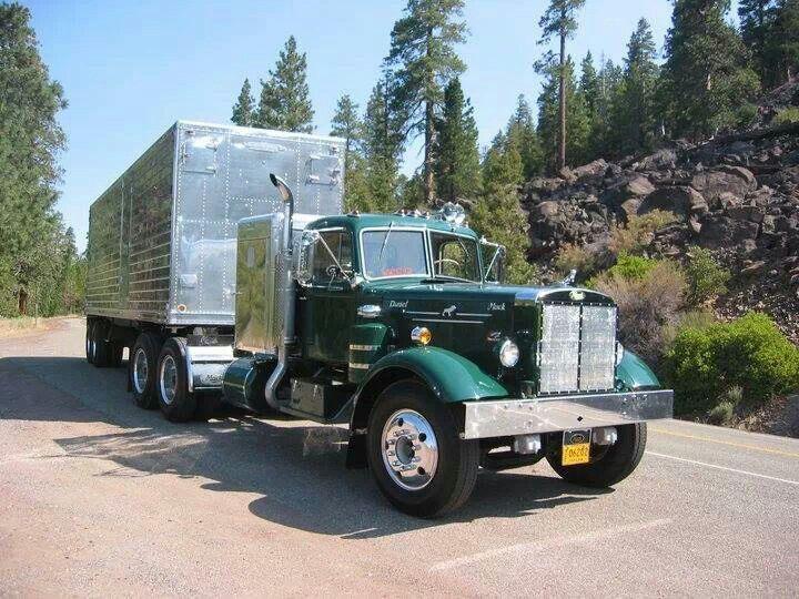 1950 To 1965 Mack Trucks : S mack ltl ★。☆。jpm entertainment ☆。★。 classic semis
