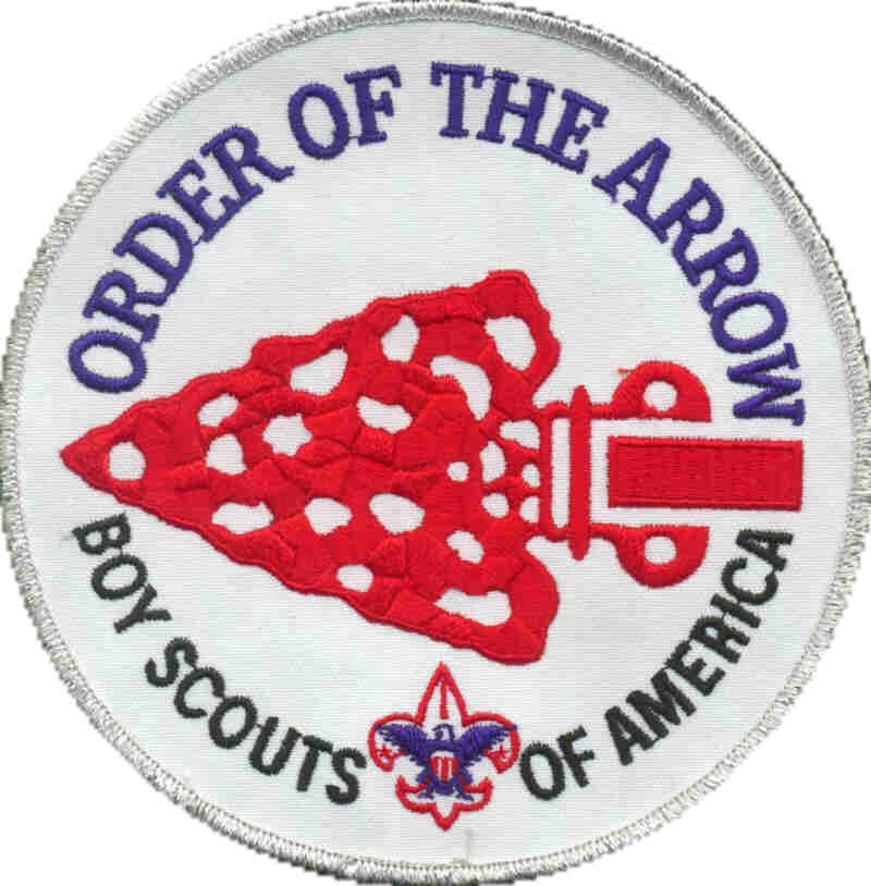 Image result for order of arrow patch