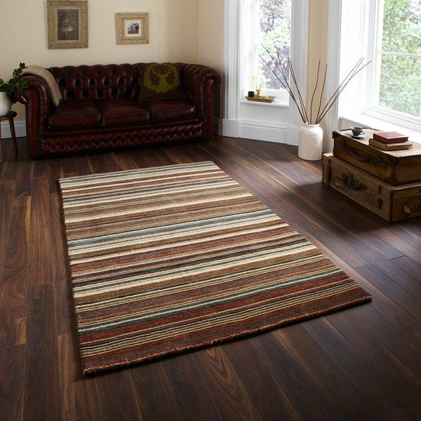 Oxford Rugs Wool Striped