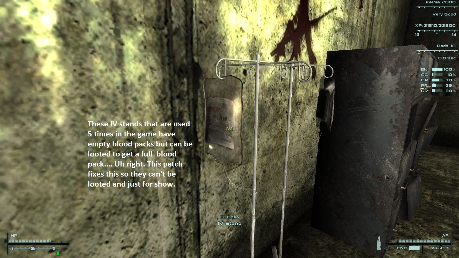 UPDATED Unofficial Fallout 3 Patch at Fallout3 Nexus - mods