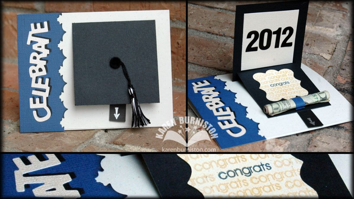 3d Graduation Cap Pop Up Card Template Creative Pop Up Cards Pop Up Cards Pop Up Card Templates Card Template