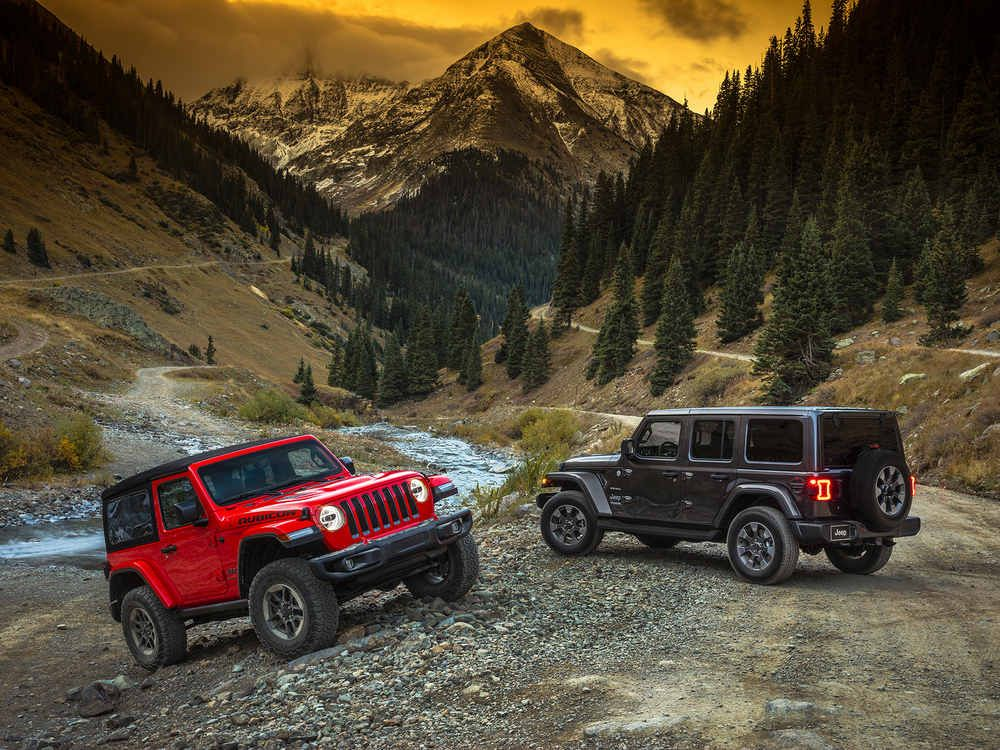 New Trail Ready Jeep Special Edition Models Debut For 2013 Jeep