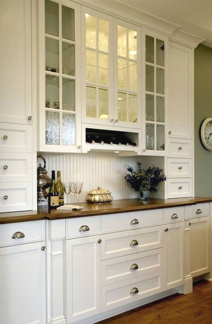 Creative kitchen cabinet color ideas check the image for many