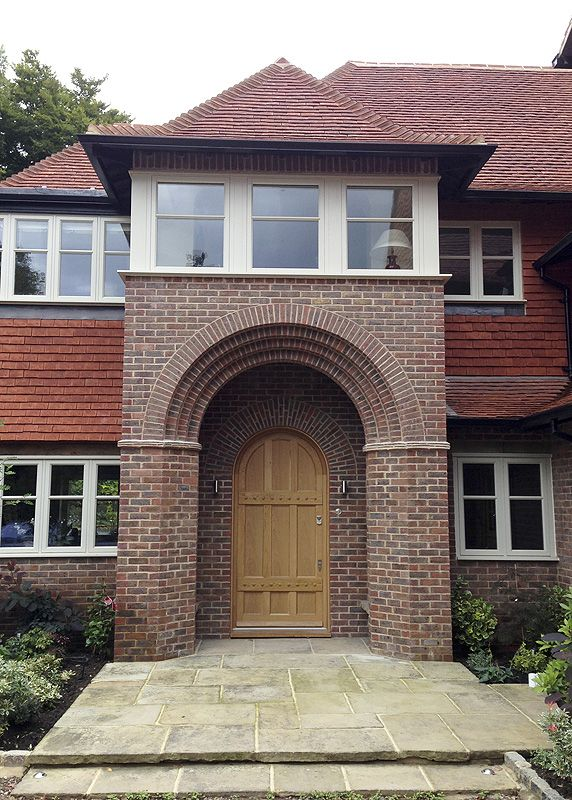 arts and crafts style house uk google search pavers pinterest