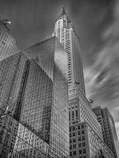 The Art Deco Style Skyscraper New York City Skyscraper New