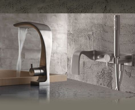 Design Faucets - New Bathroom Faucets From Bandini Will Make You