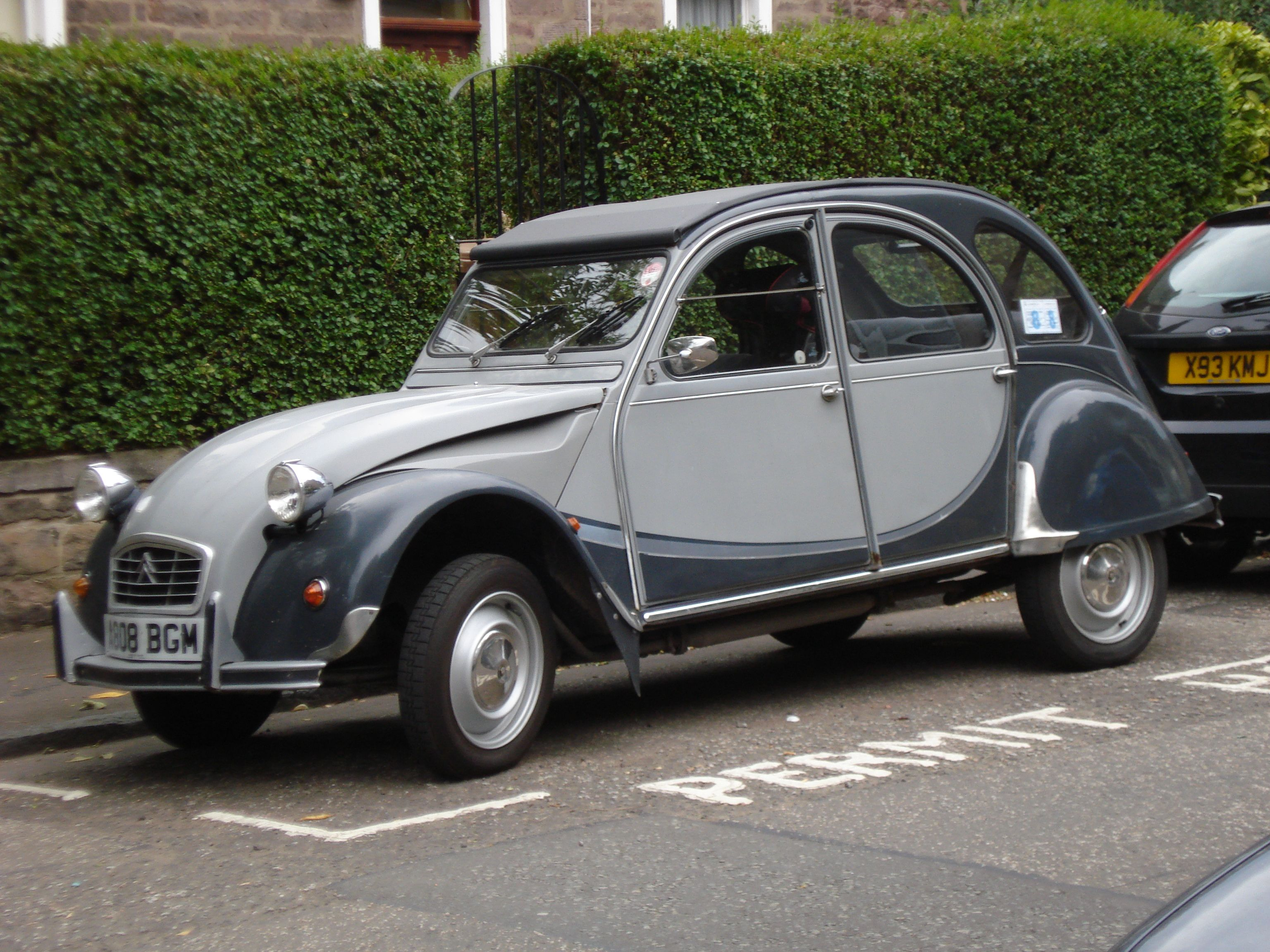 citroen 2 cv charleston grey scheme 2cv pinterest cars. Black Bedroom Furniture Sets. Home Design Ideas