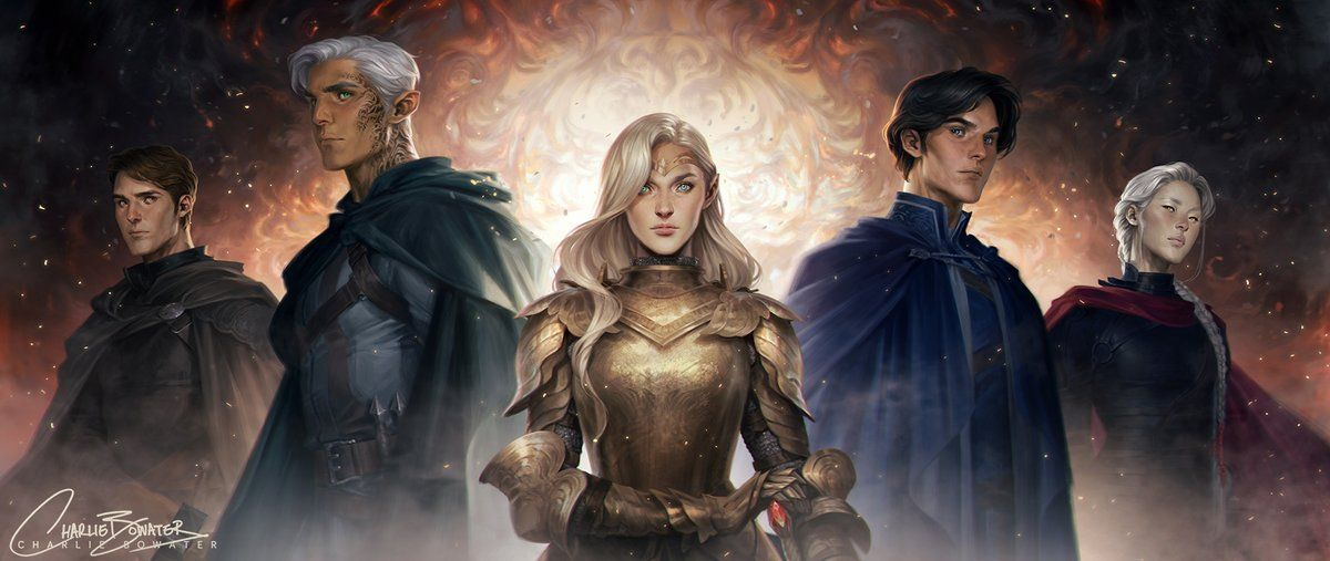 Image result for throne of glass charlie bowater
