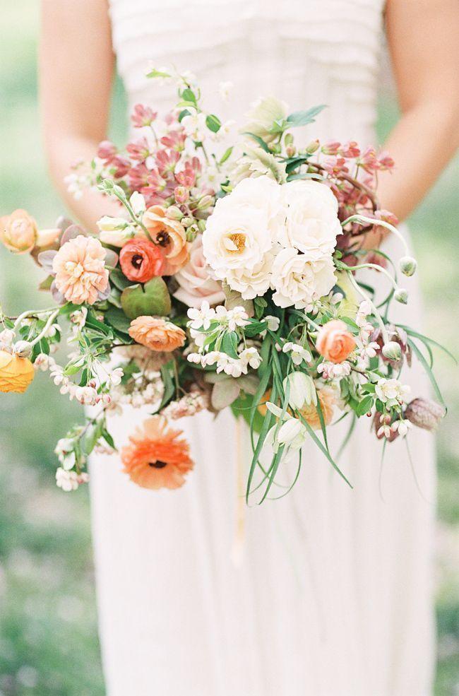 10 bouquets qui prouvent que les fleurs des champs ont la cote bouquet mari e pinterest. Black Bedroom Furniture Sets. Home Design Ideas