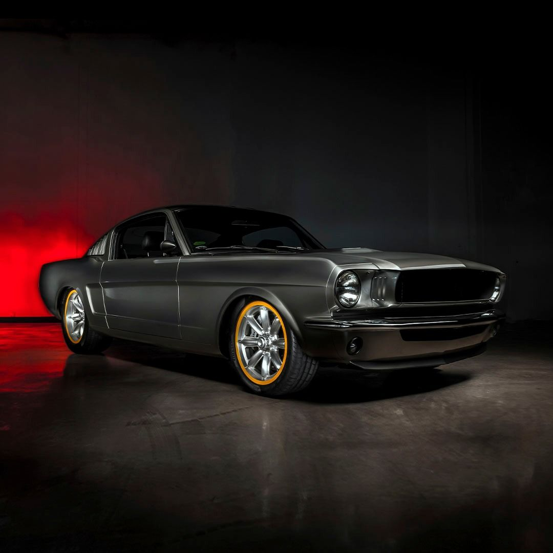 1966 Ford Mustang Custom Fastback Smokin Oats 1966 Ford Mustang Ford Mustang Truck Accessories Ford
