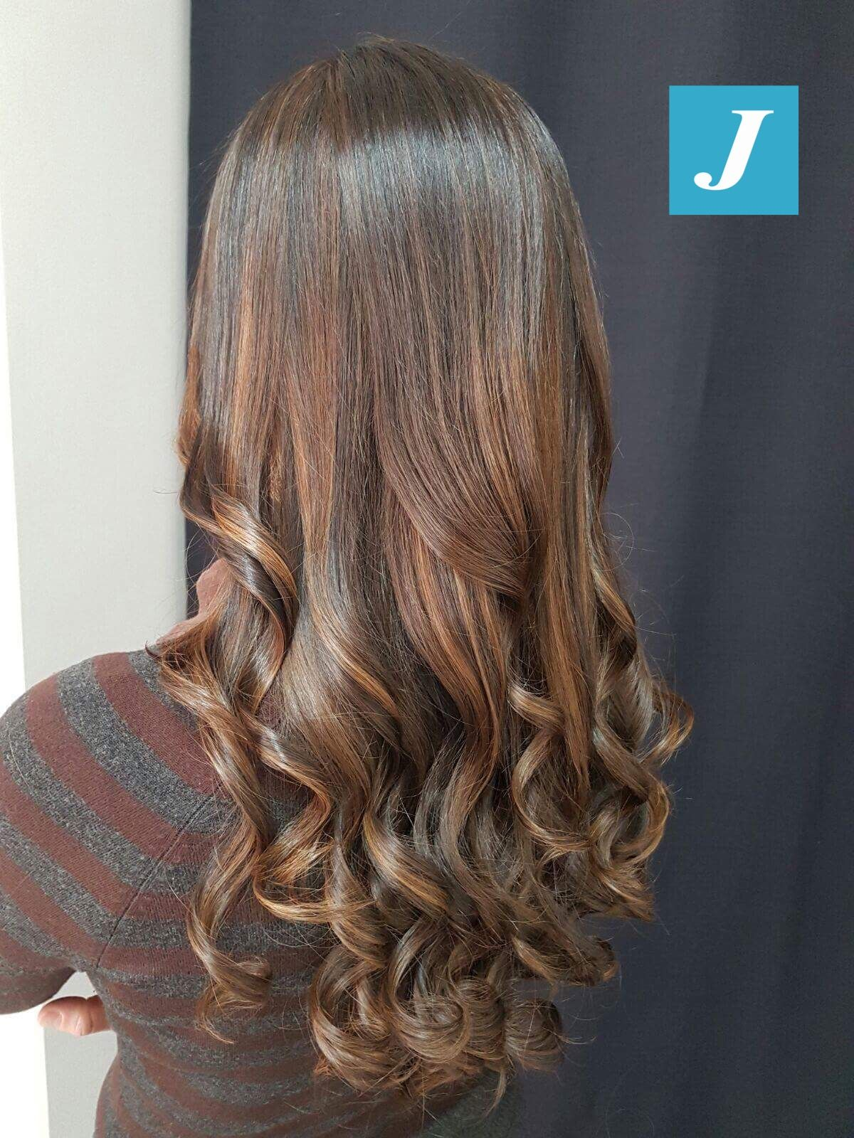 Chocolate | Nutella Shades _ Degradé Joelle #cdj #degradejoelle #tagliopuntearia #degradé #igers #musthave #hair #hairstyle #haircolour #longhair #ootd #hairfashion #madeinitaly #wellastudionyc