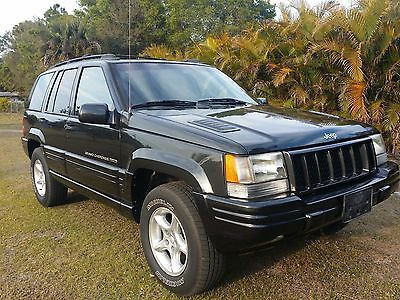 Ebay 1998 Jeep Grand Cherokee Limited 1998 Jeep Grand Cherokee 5 9 Limited Jeep Jeeplife Usd 1998 Jeep Grand Cherokee Jeep Grand Jeep Grand Cherokee Limited