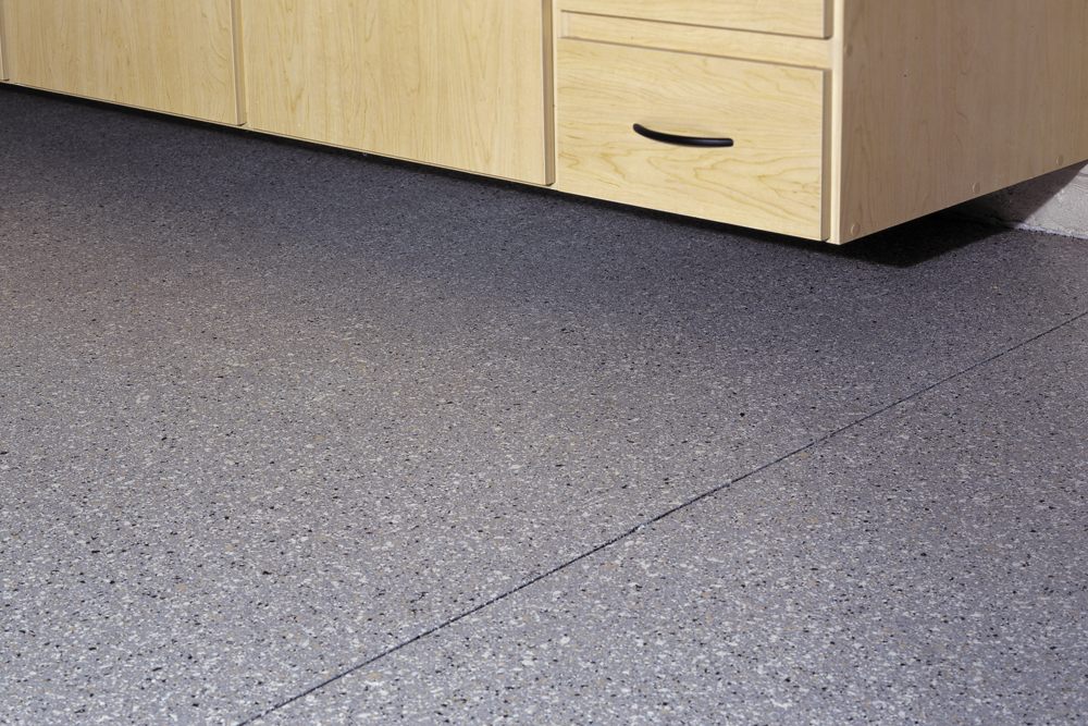 Garage Flooring Options Epoxy, Tiles & More Tailored