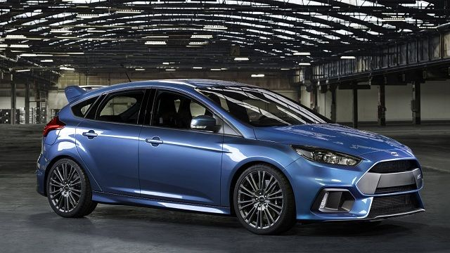 Ford Focus 2017 Rs Hatchback Price Review Focus Rs Ford Rs New Ford Focus
