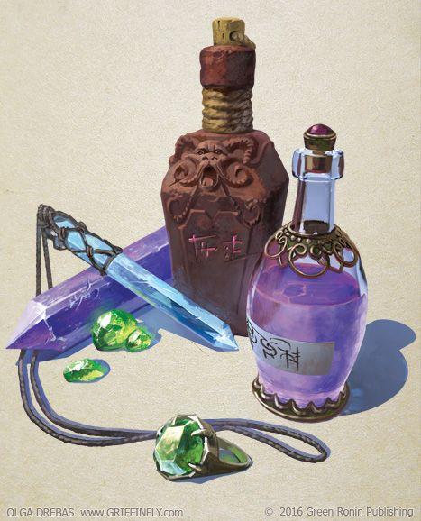 http://www.deviantart.com/art/Arcane-Items-637781191