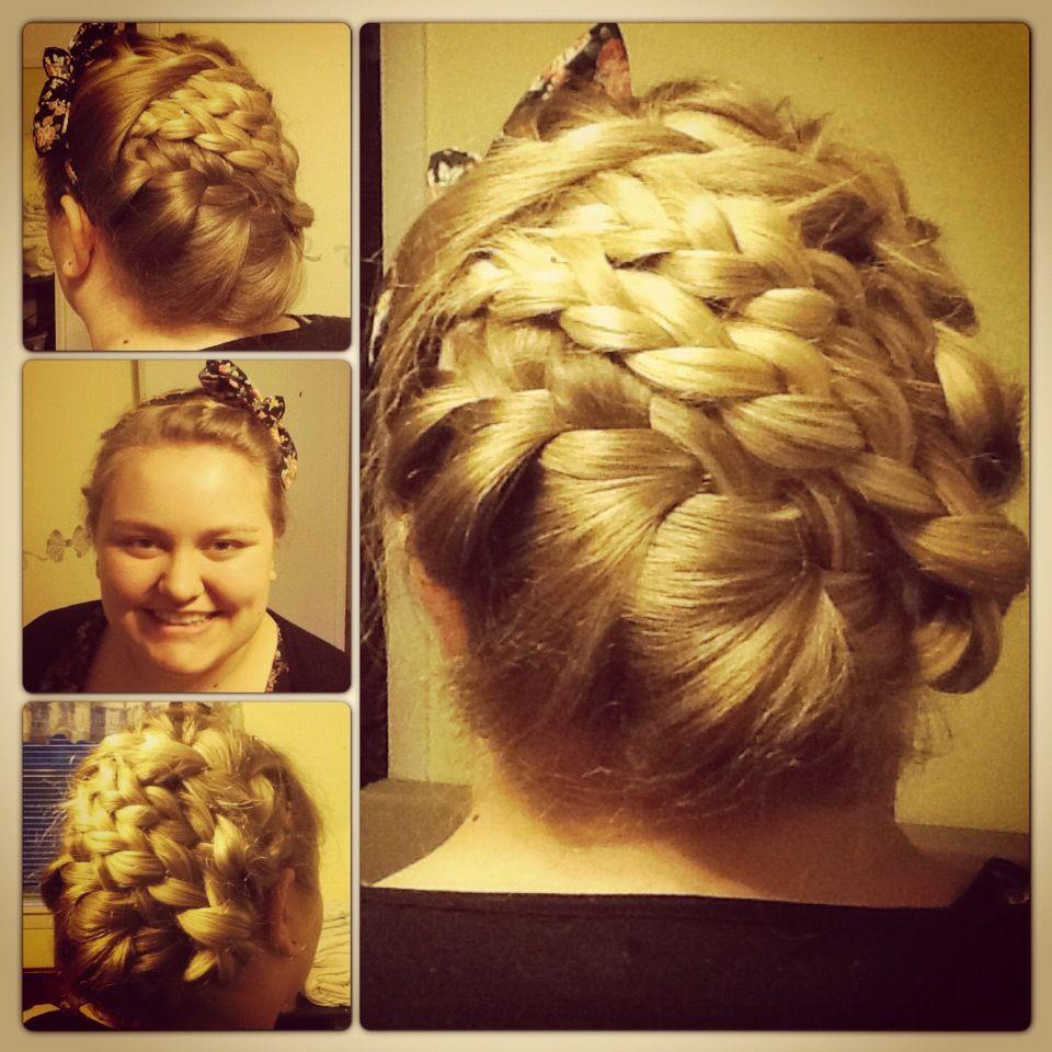 4 layered braid