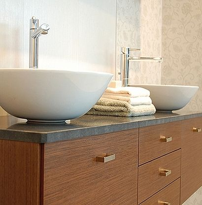 Porcelanosa Bath Basico The Basico series combines different