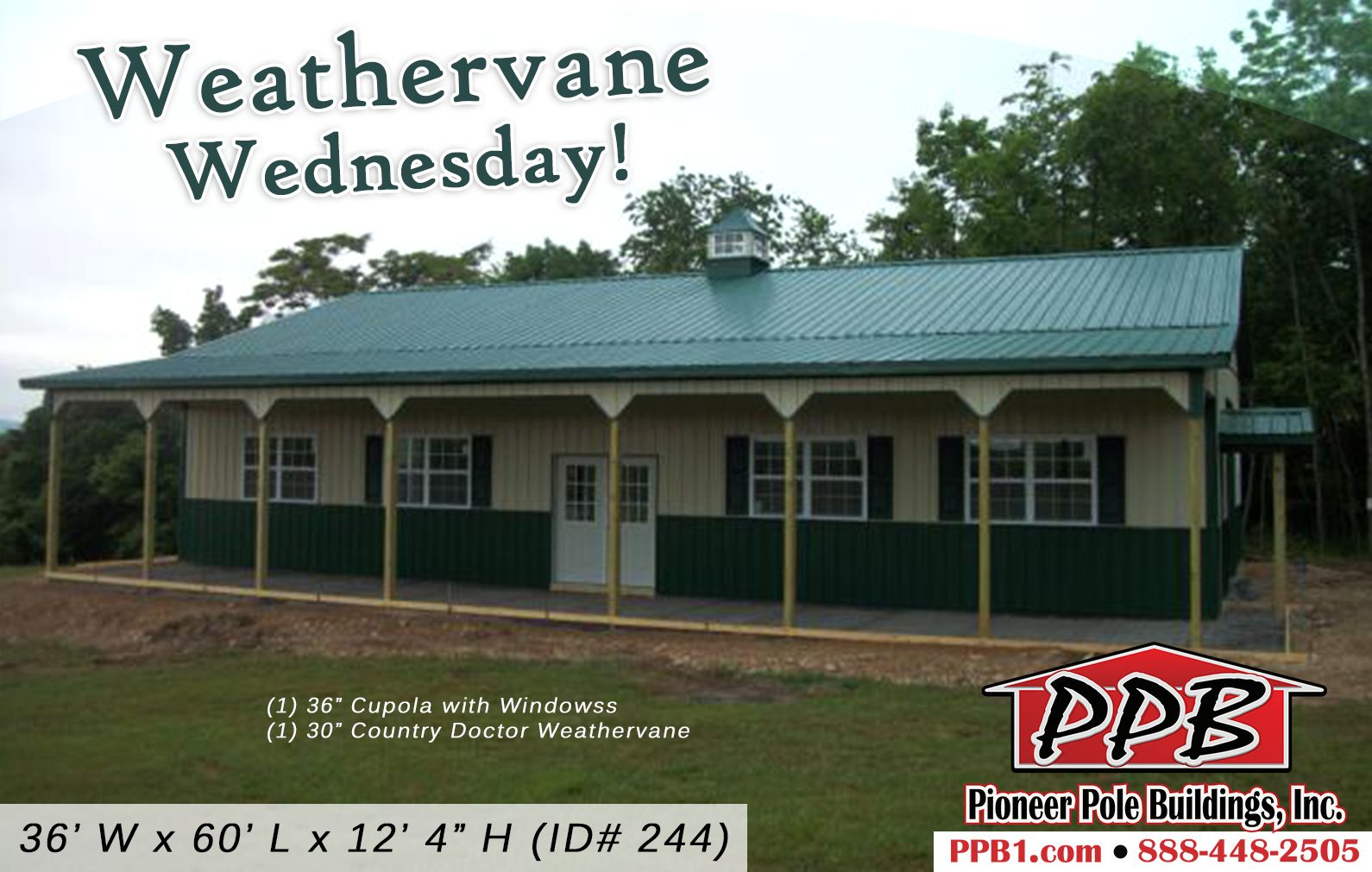 Weathervane Wednesday Dimensions 36 W X 60 L X 12 4 H Id 244 36 Standard Trusses 4 On Center 4 12 P Modern Roofing Roof Design Roof Architecture