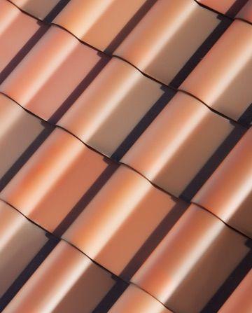 Terra Cotta Tesla Solar Cell Roof Tiles Tesla Solar Roof Solar Roof Solar Shingles