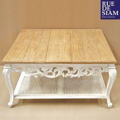 Table style basse sculptée est gustavienLe plateau en qSVzMpU
