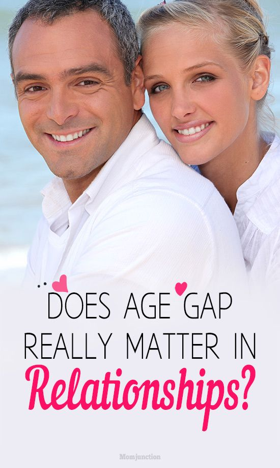 Does Age Gap Really Matter In Relationships? | Age