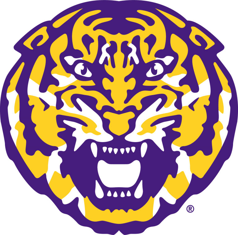 Lsu Tigers Logo Lady Tigers Png Image 2020