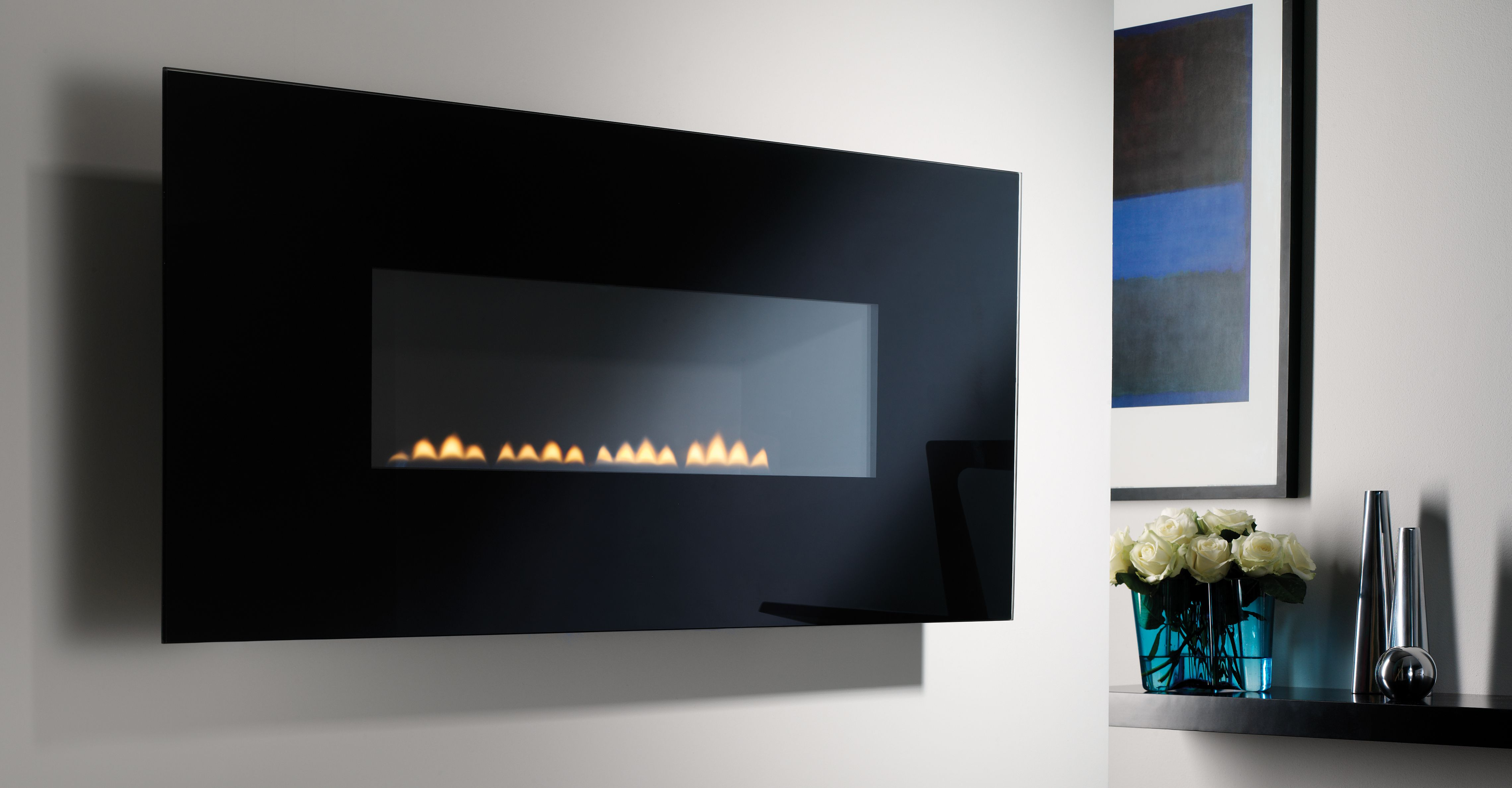 bellevue wall mounted flueless gas fire flueless wall mounted gas