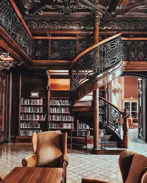 7 Most Stunning Libraries Around the World – Adventurist Backpack Co. #libraries #library #bookstores #bookshops #books #architectuur #lezen #dreamlibraries #bibliotheek #lezen #homelibrary