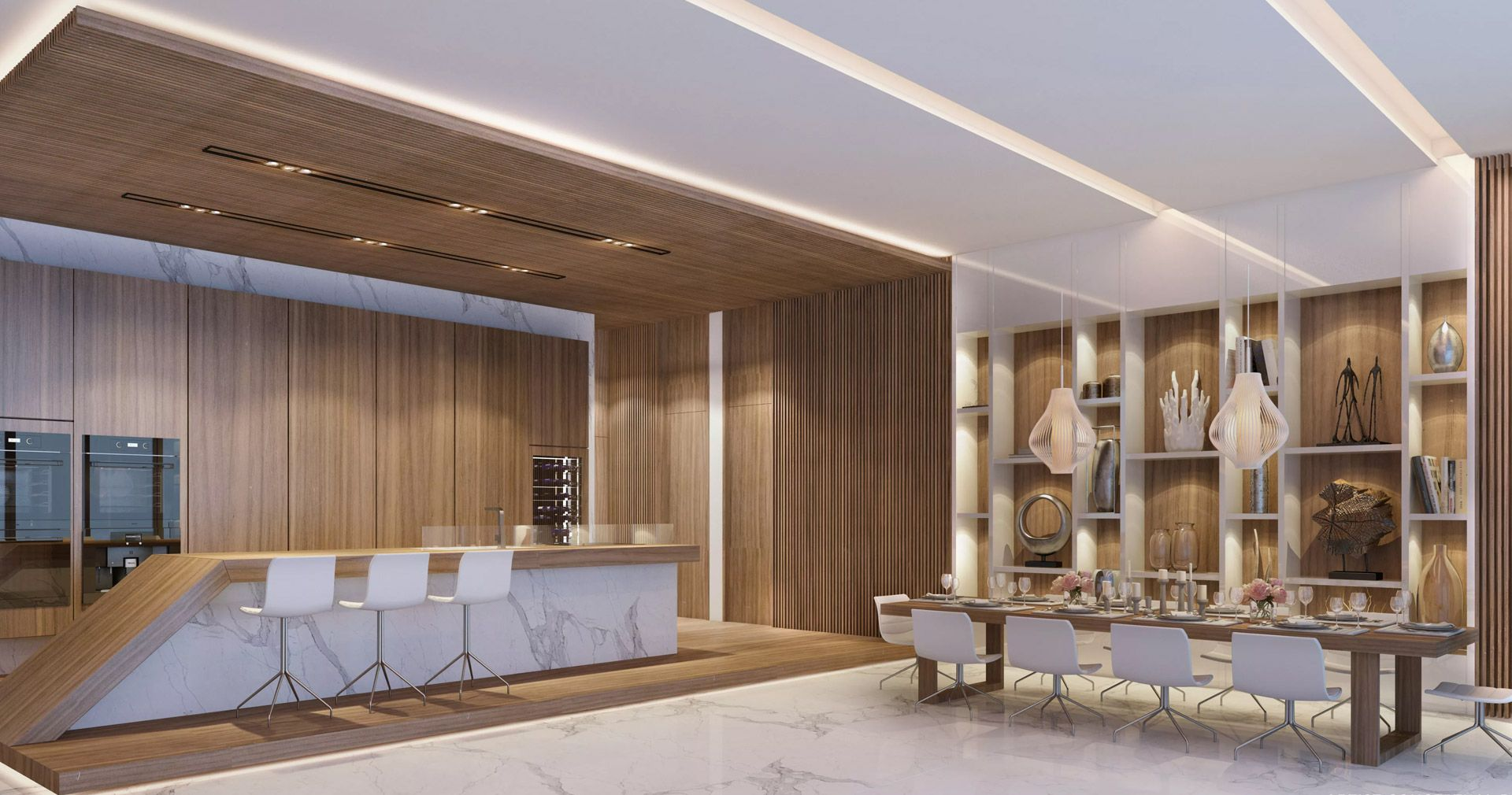 The Impressive Muse Residences Came To Sunny Isles To