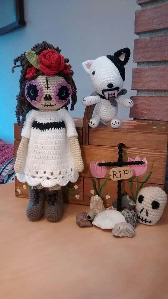 Halloween | Inspiración Amigurumi | Pinterest | Patrones amigurumi ...