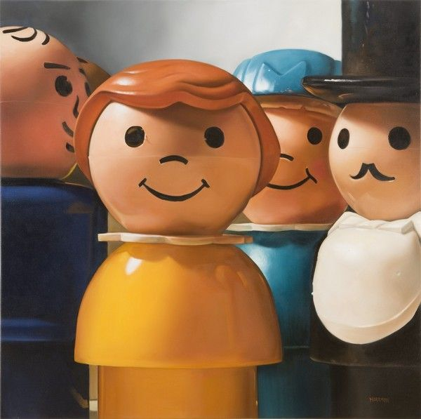 Fisher Price little people and toys.