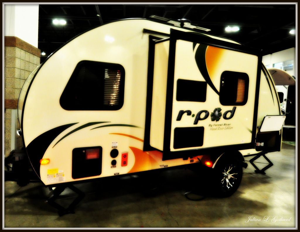 Forest River Rpod at the 2014 Colorado RV Adventure