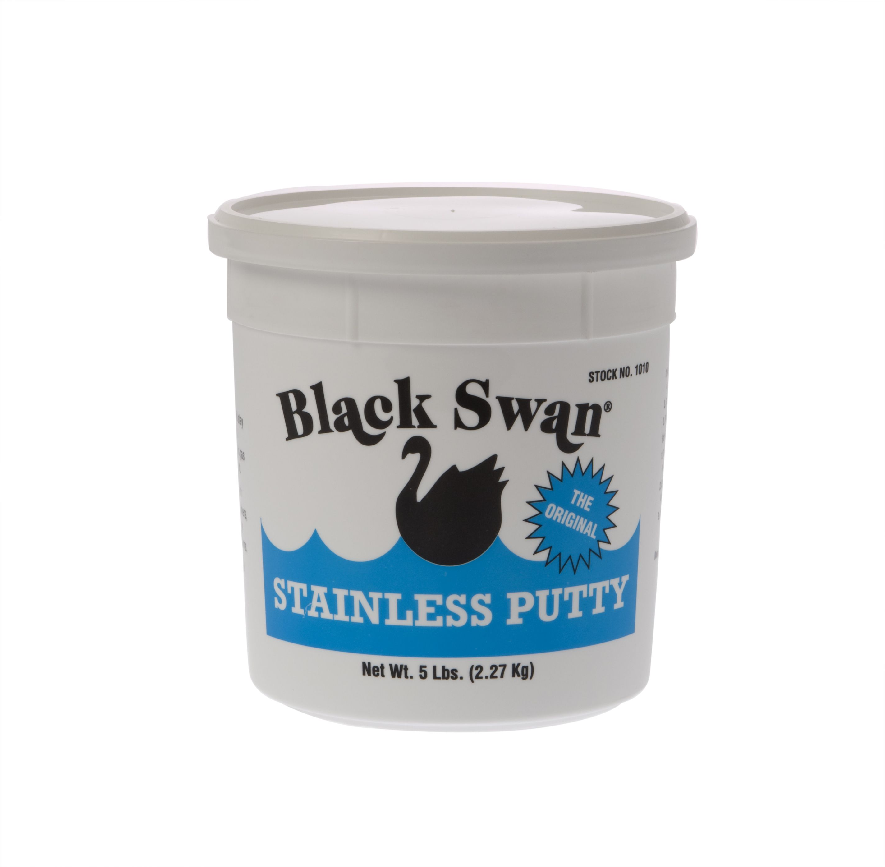 Black Swans Stainless Putty Is The Original Used In Laneige Multi Cleanser Ex 100ml Plumbing Industry It A Special Formulated Which Will Stay Soft And Flexible