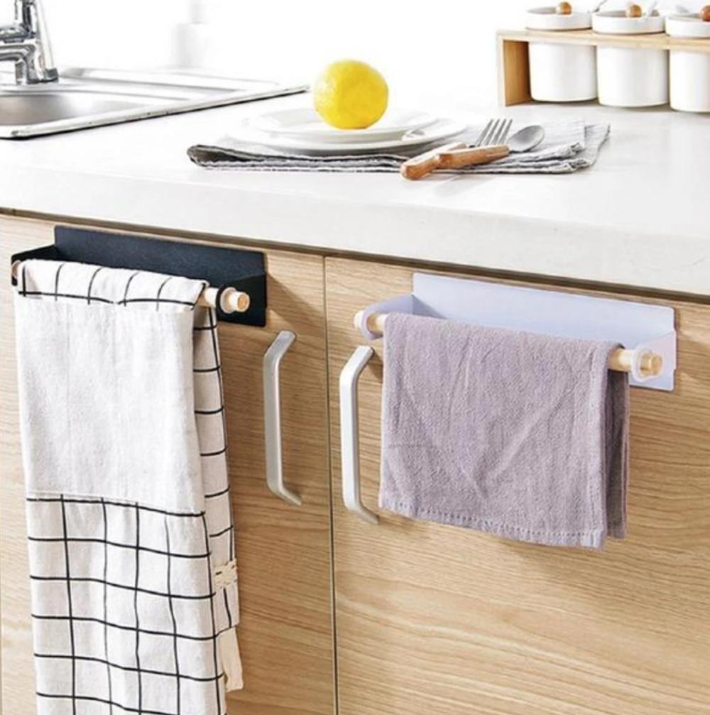 Bathroom Self Adhesive Wall Mounted Roll Paper Towel Holder Rack Roses Lillies Paper Towel Holder Towel Holder Wall Mounted Towel Holder