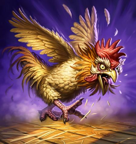 Chicken (Gnomish Experimenter) - Hearthstone: Heroes of Warcraft Wiki