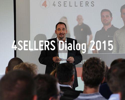 Onlinemärkte sind auch Gespräche: Erneut ist dieses Jahr unser #4SELLERS Dialog erfolgreich verlaufen. Gehaltvolle Vorträge und Workshops, tolle Stimmung und intensiven Dialog mit Kunden und Partnern über die Zukunft des E-Commerce — vielen Dank dafür! Der komplette Rückblick in unserem #Viererblog: http://bit.ly/1Vrl1gT