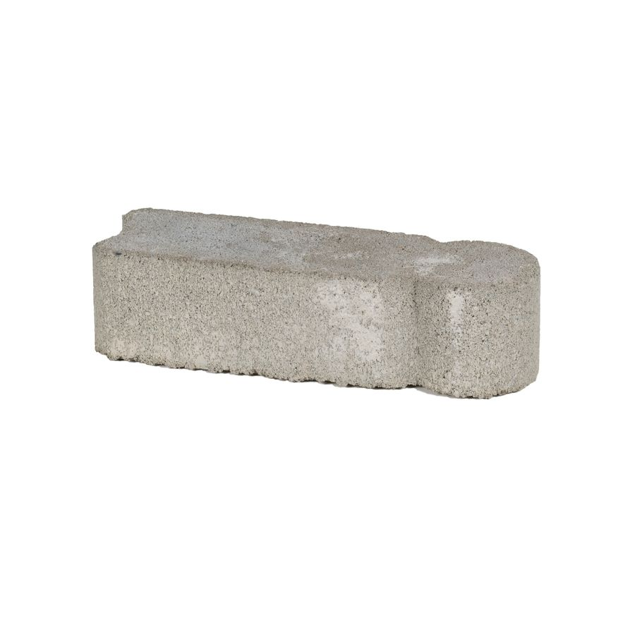 Lowes Com Edging Bullet Gray Straight Edging Stone Common 12 In X 4 In Actual 11 8 In X 3 6 In With Images Edging Stones Landscape Stone Stone