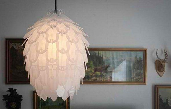 Acrylic lampshades by jonas lonborg for the home pinterest acrylic lampshades by jonas lonborg aloadofball Images