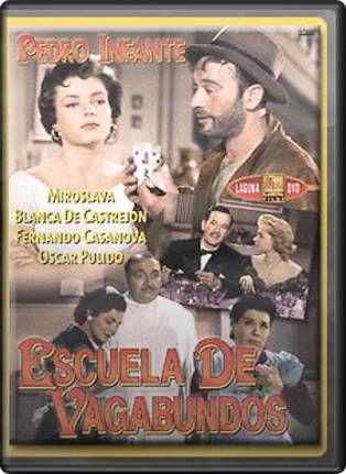 Escuela De Vagabundos 1955 Dios Sabe Que Trato Con El Alma De Amar A Mis Semejantes Pero Los Vagabu Film Posters Vintage Music Poster Vintage Film