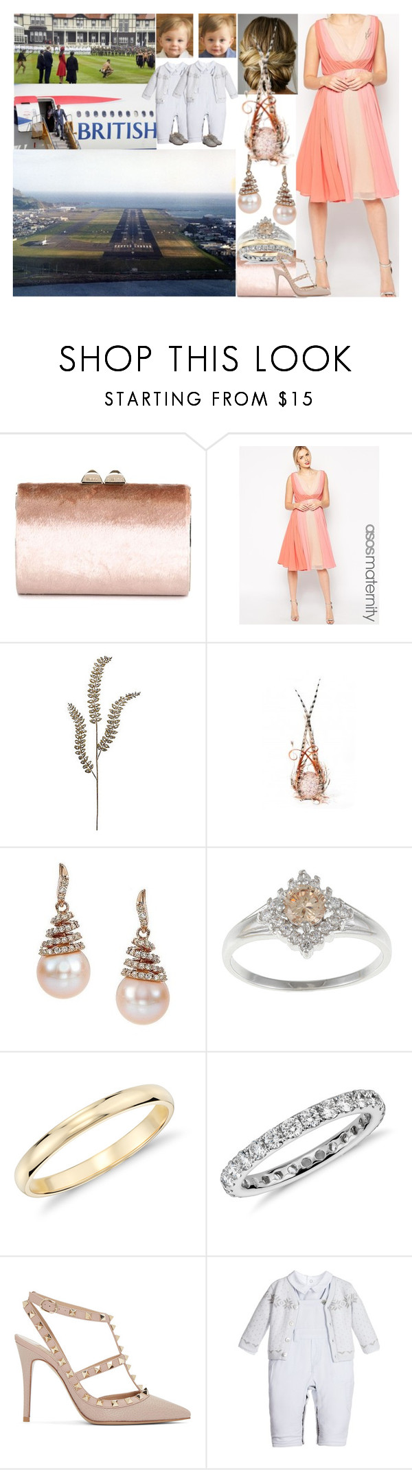 """Tour of New Zealand & Australia Day 1 : Arriving in Wellington, being welcomed at the airport and later attending a ceremonial welcome at the Government House"" by charlottedebora ❤ liked on Polyvore featuring Jimmy Choo, ASOS, Frontgate, LE VIAN, Blue Nile, Valentino, Tartine et Chocolat and Il Gufo"