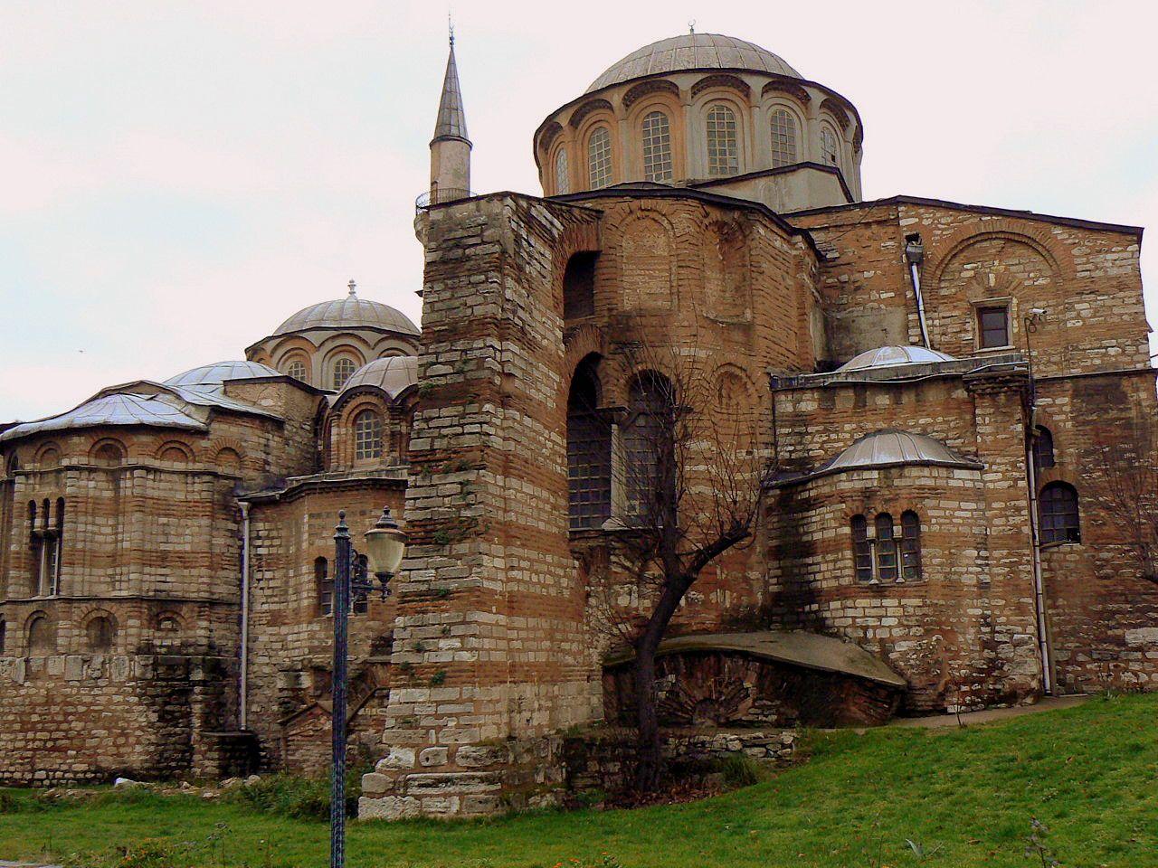 Kariye Museum (Chora Church), Istanbul, Turkey | go here ...