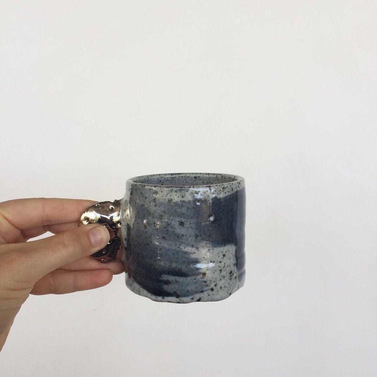 HANDMADE Stoneware 8 X 8 cm Food safe HAND WASH