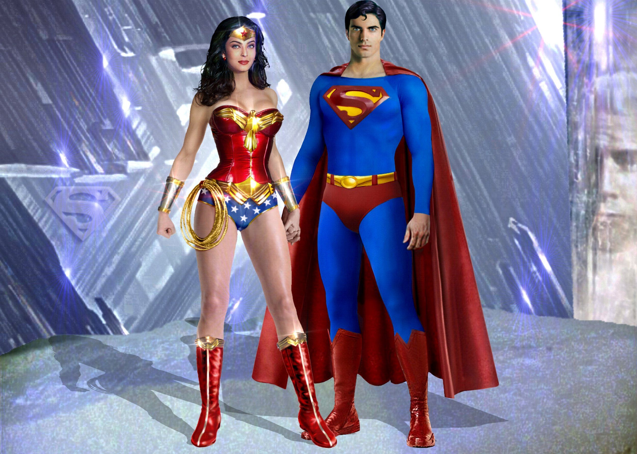 Son Of Superman Wonder Woman  Superman Y Wonder Woman Son -5369