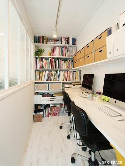 クリエイターのデスクがかっこいい Sohoに学ぶ書斎プラン Suvaco スバコ オフィスインテリア 家 書斎 レイアウト