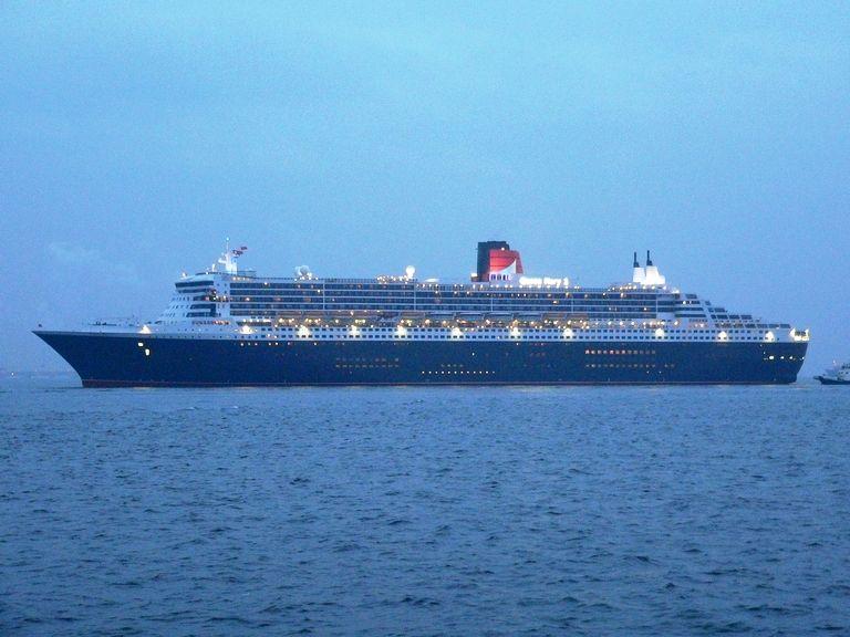 Queen Mary 2 / Mar 6, 2009