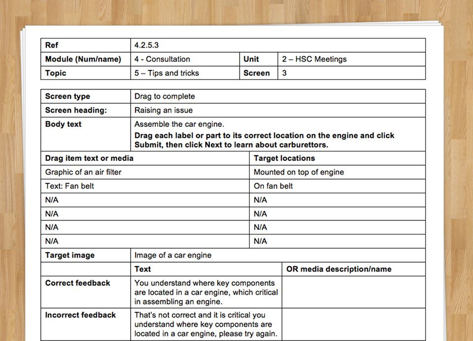 Templated Storyboards  Storyboard Templates    Storyboard