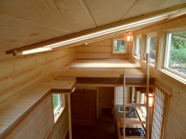 Tiny Home Loft Stunning 11 You Can Learn More About Todd And His Tiny Homes  On