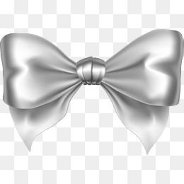 Silver Bow Png Images Vector And Psd Files Free Download On Pngtree Bow Vector Silver Bow Bow Clipart
