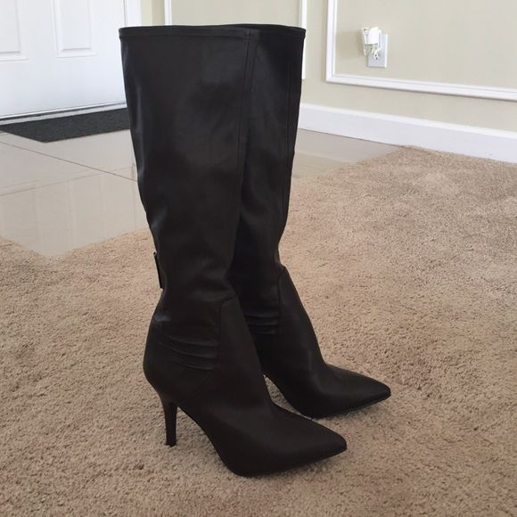 Nine West Fairvinda Knee High Boot NWOT