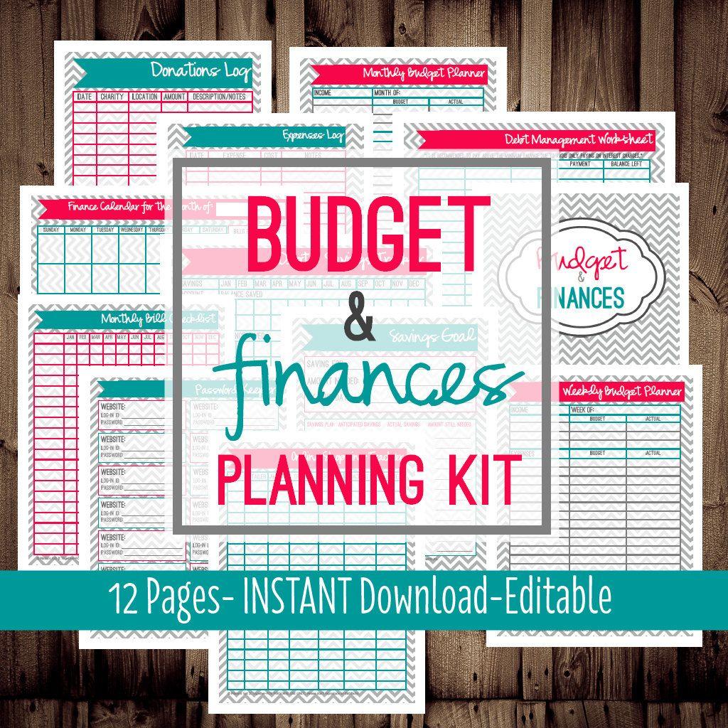 budget tracker free